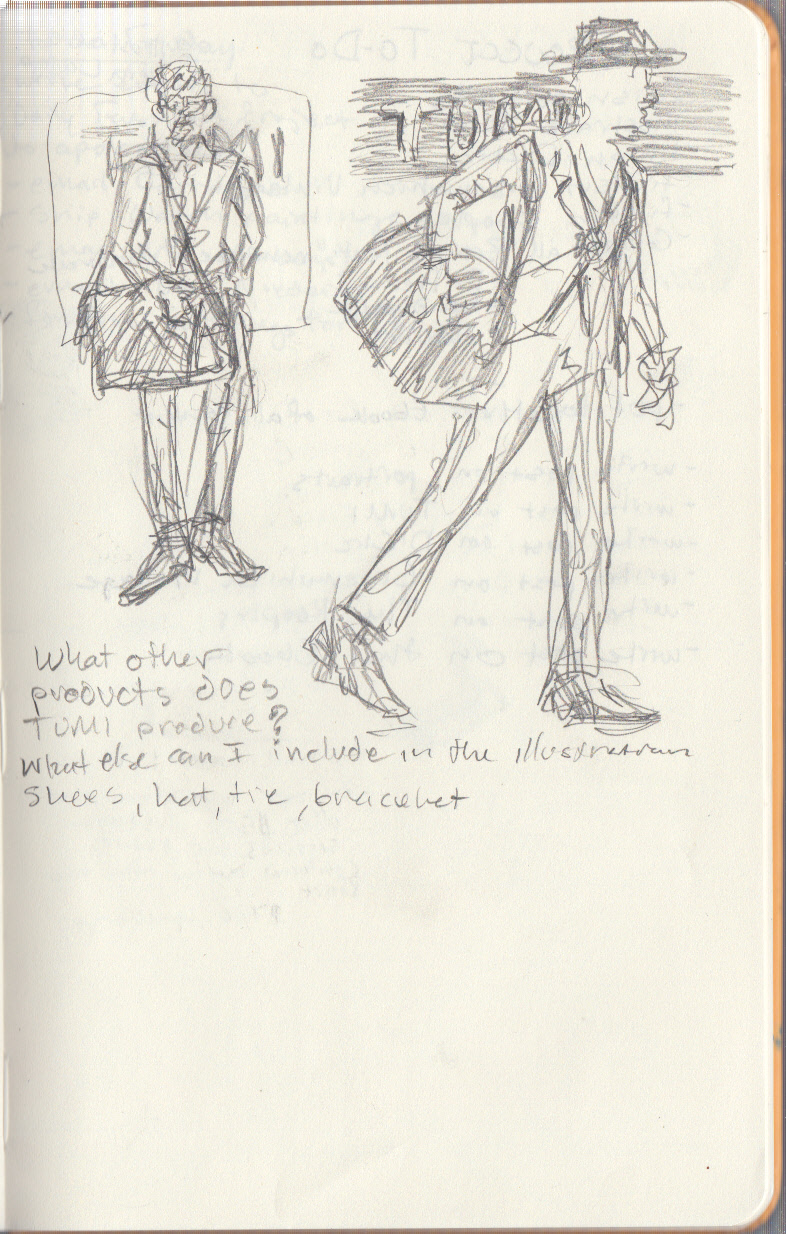 Tumi Sketch