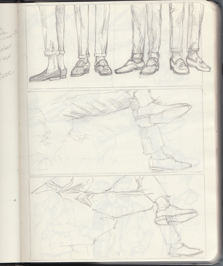 Ovadia & Sons sketch