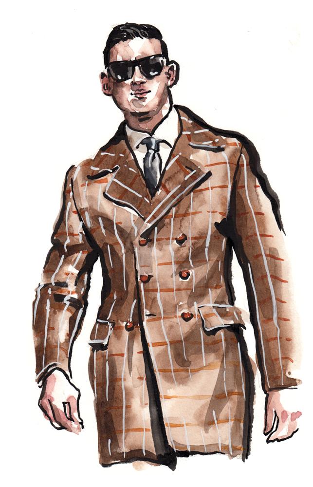 Mustafa Kacar Fashion Illustration