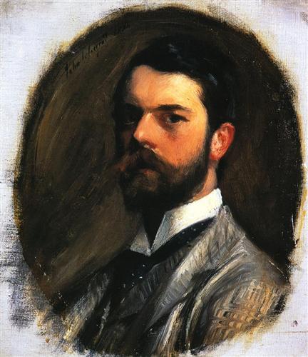 Self Portrait, John Singer Sargent