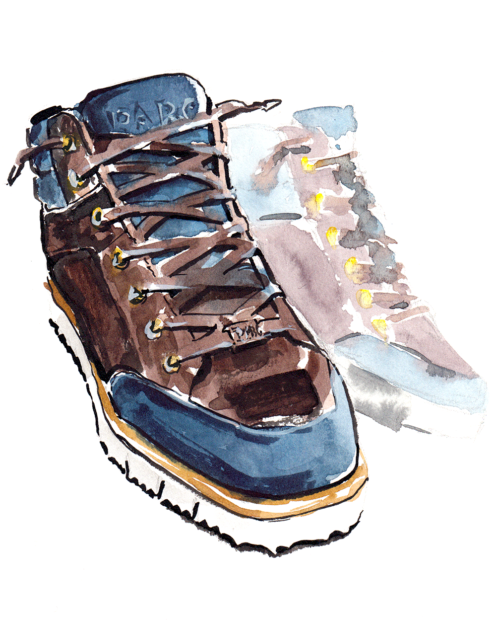 Sneaker by  PARC City Boots