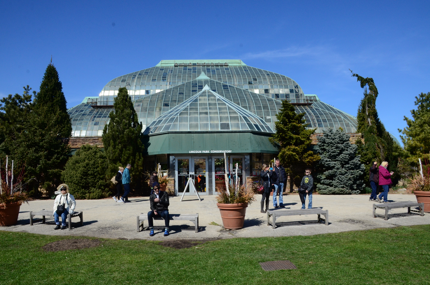 Lincoln Park Conservatory, Chicago