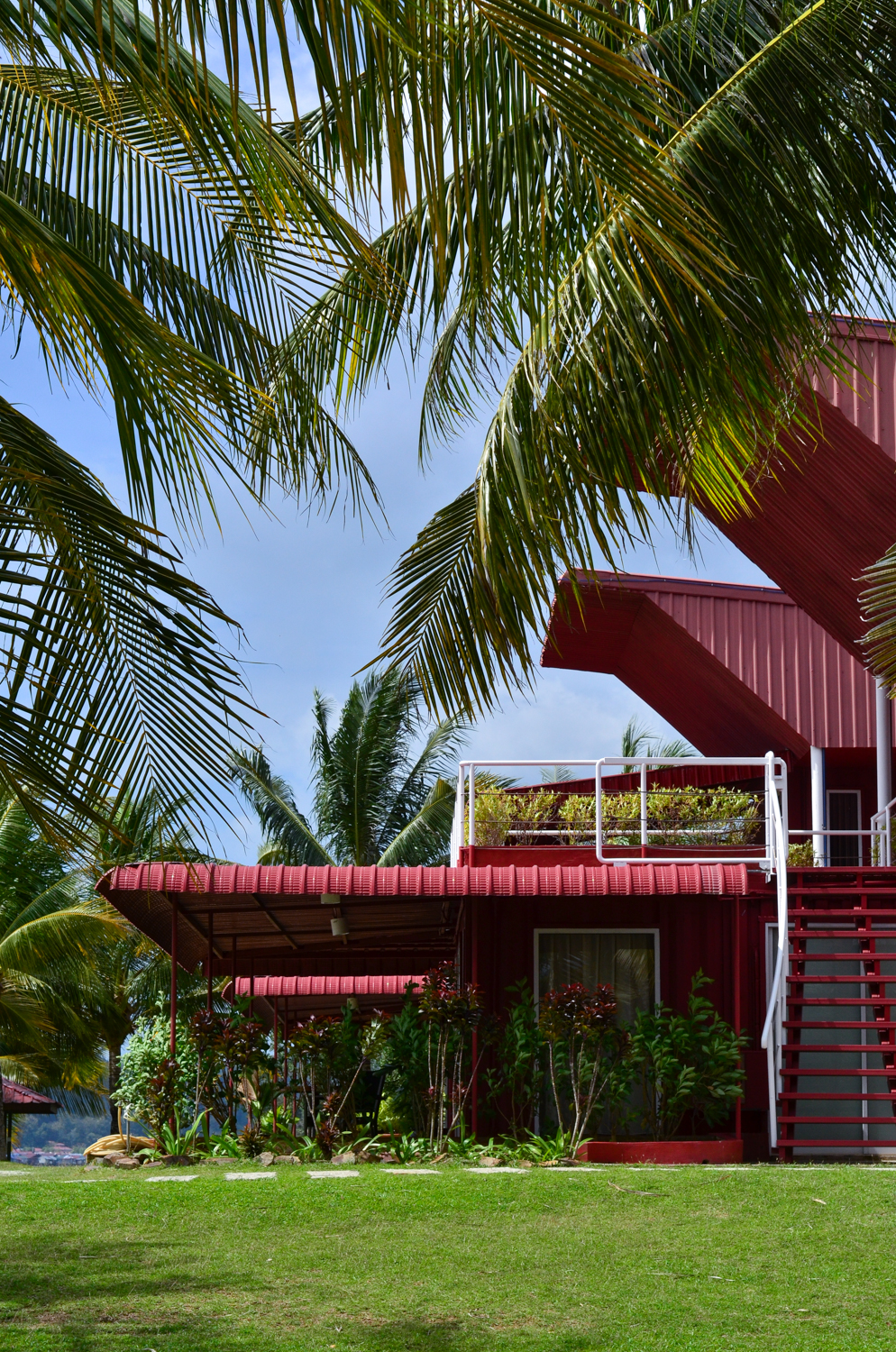 Container house for rent at Ocean Residence Langkawi