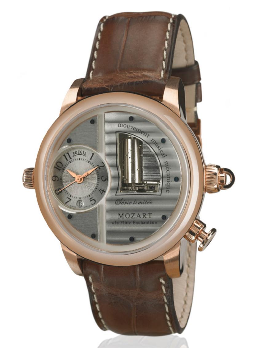 Boegli M900 Mozart watch