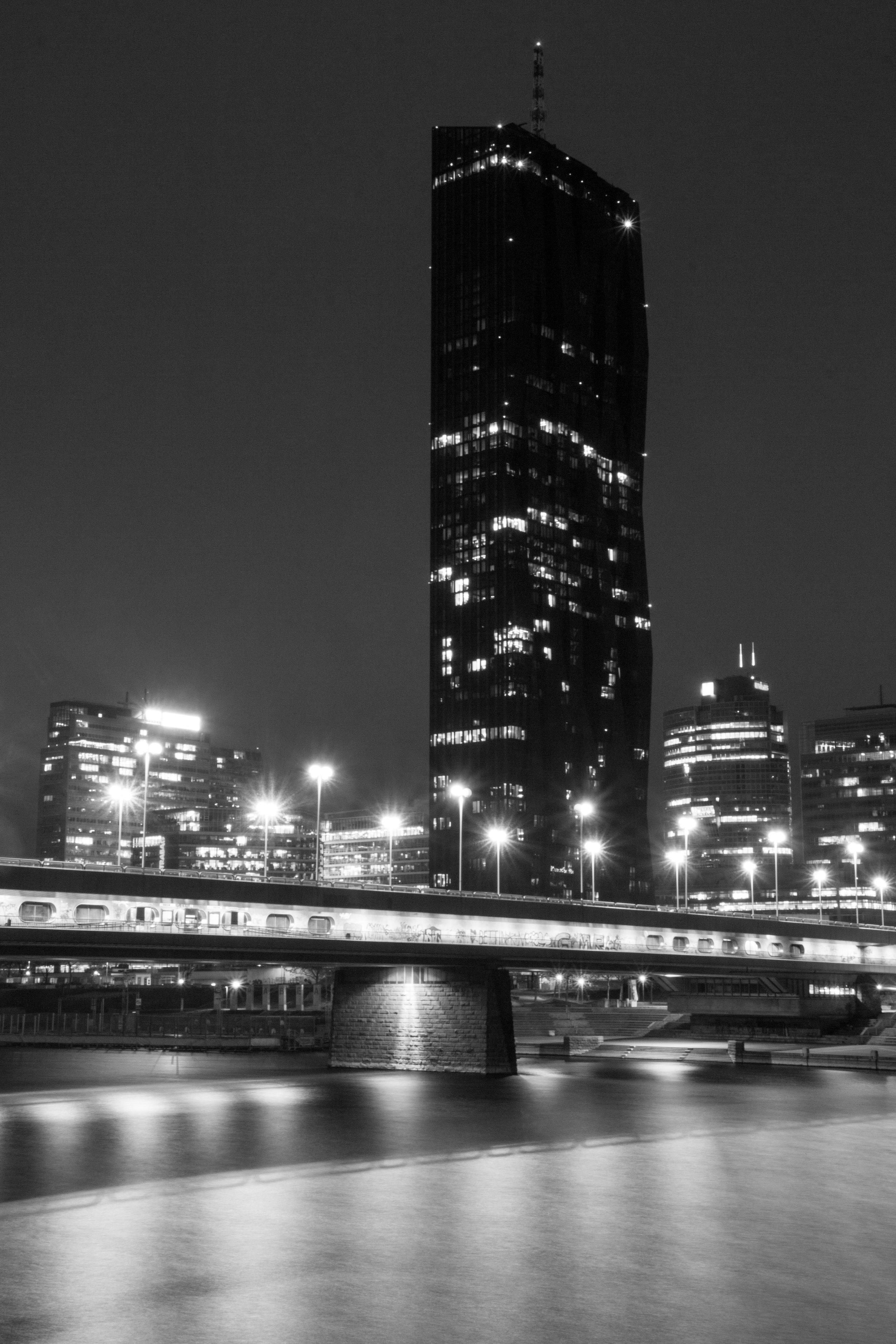1220 Wien - DC Tower   EOS 70D - F/18 - 30 Sek - ISO 100 - 31mm