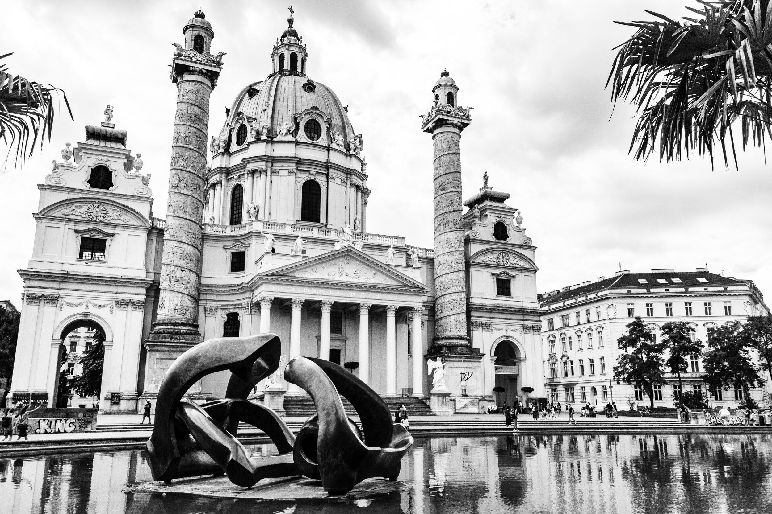 1040 Wien - Karlskirche