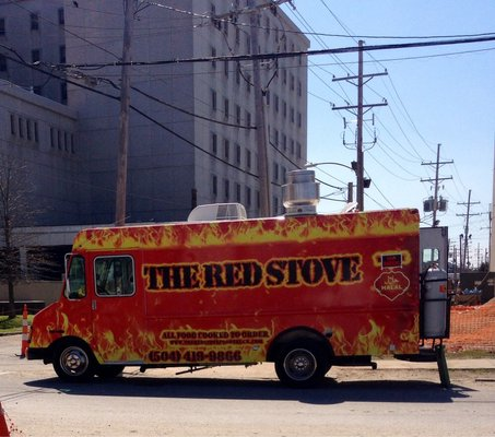 The Red Stove