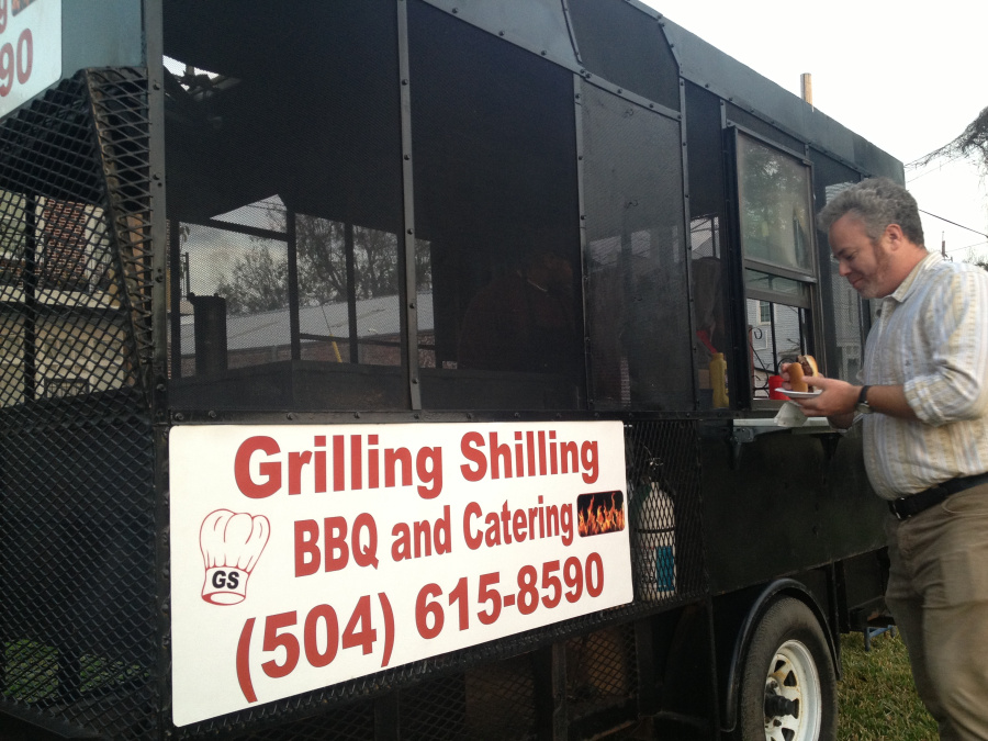 Grilling Shilling
