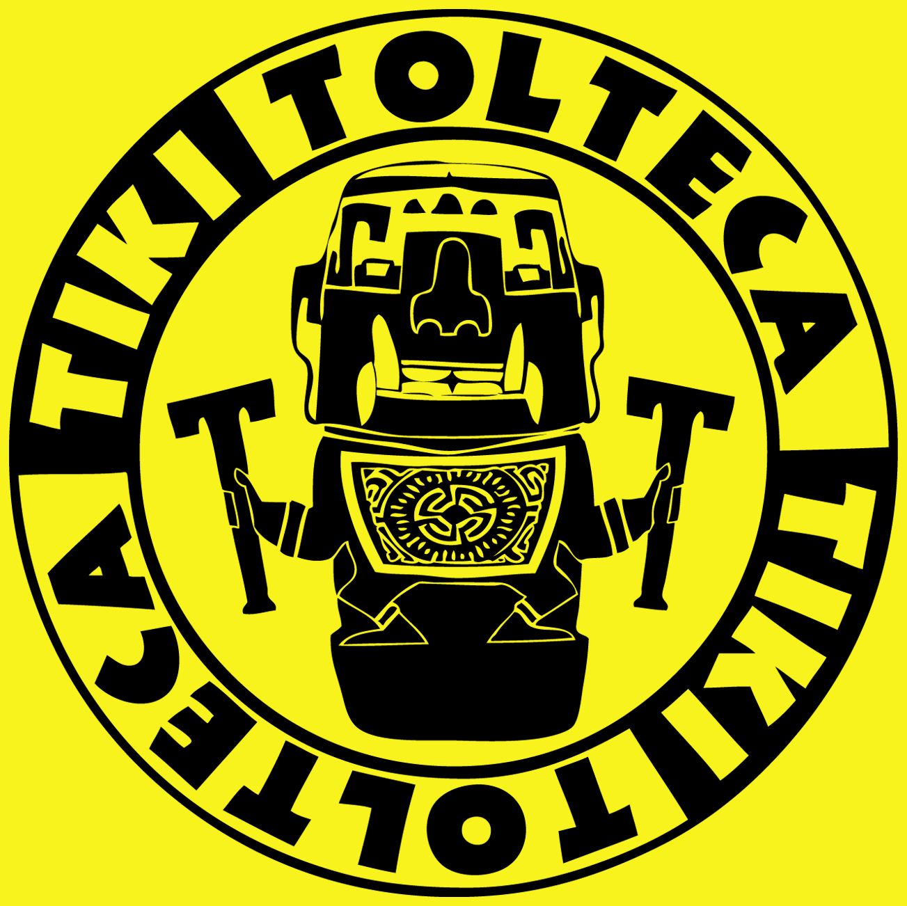 Logo Design, Brand Package and Promotions for Tiki Tolteca