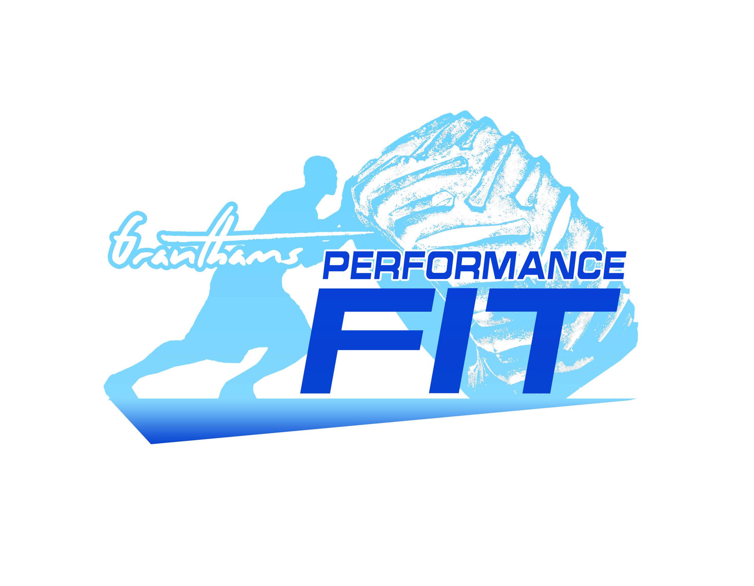 Logo design for Grantham's Performance FIT