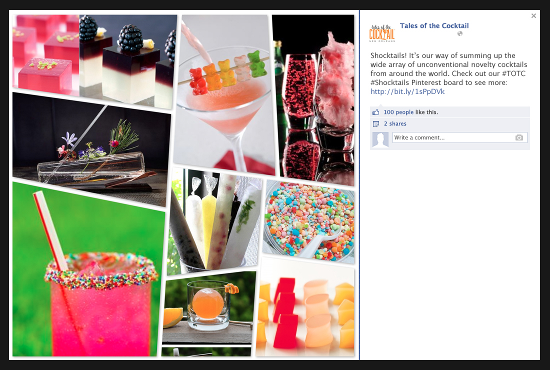 Design for various social media campaigns