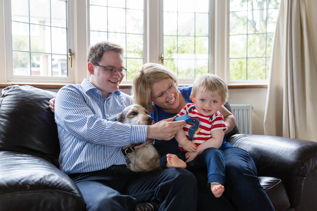Teddington Family Photography