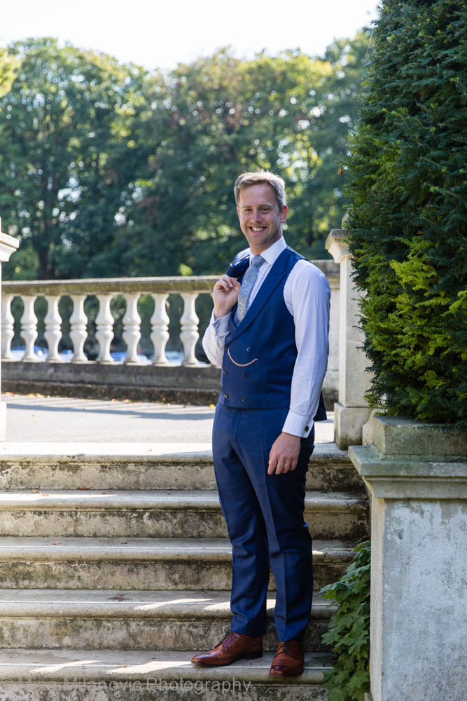 York House Wedding Photographer | Richmond