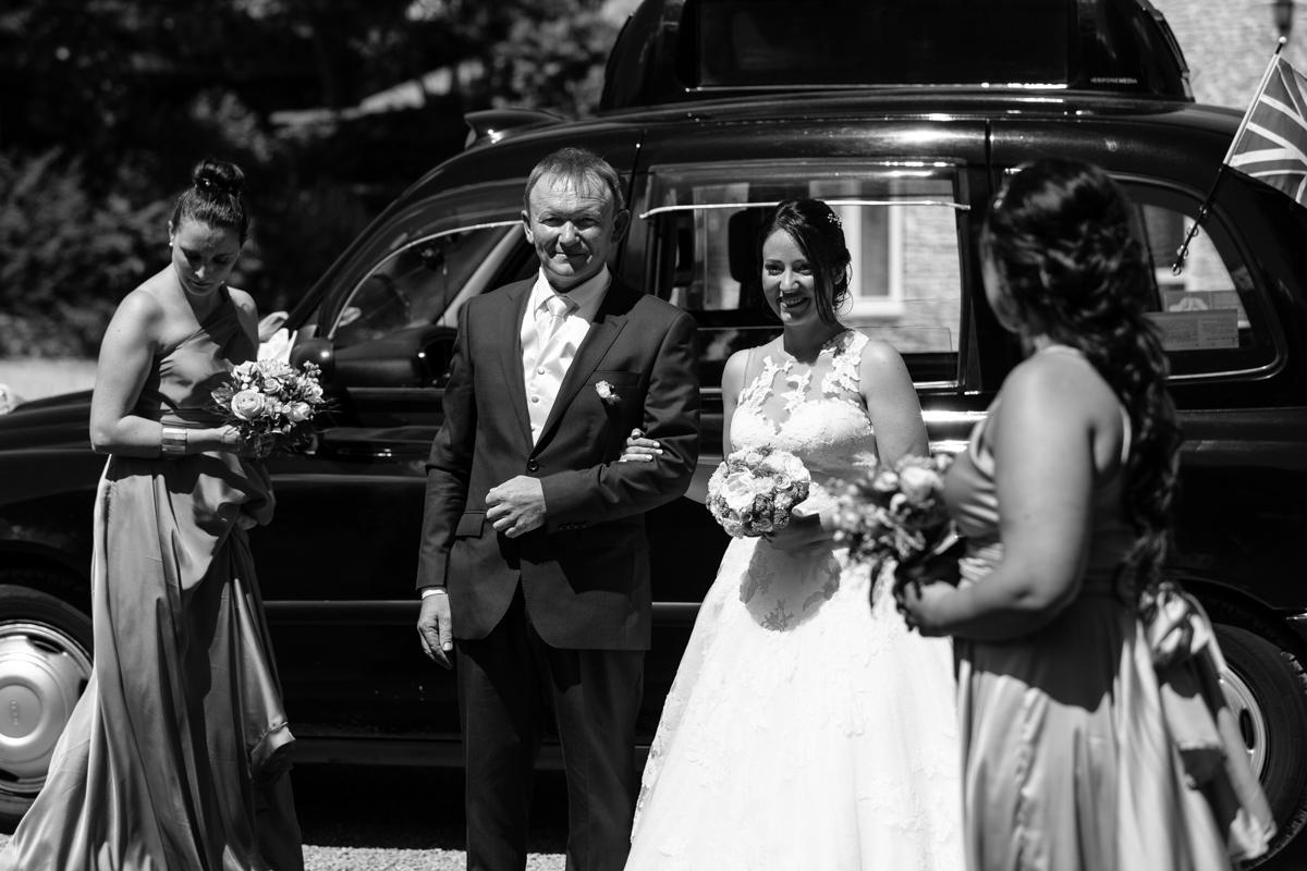Richmond and London wedding photographer