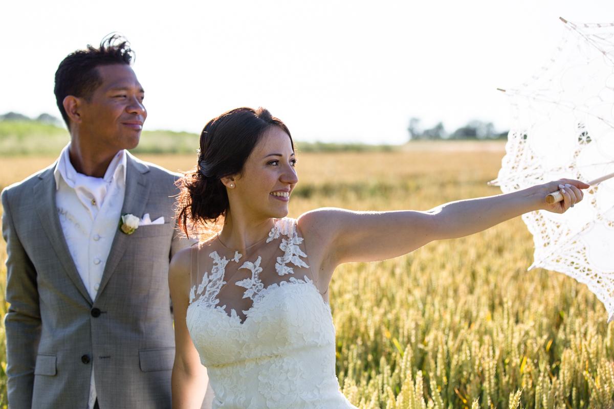 London and Surrey wedding photography