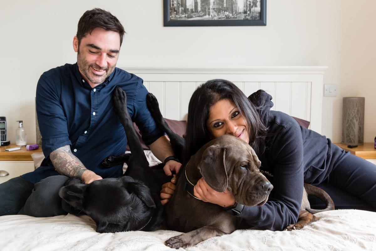 Teddington and Hampton Dog Photographer_Hampton Pet Photography