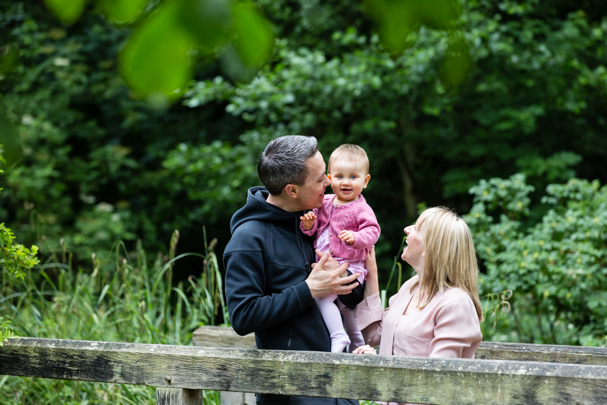 Richmond and Surrey Family Photographer