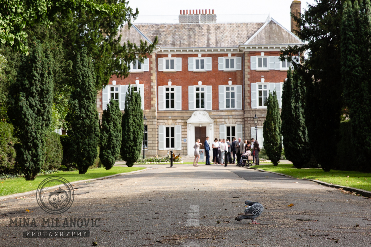 York House Wedding Twickenham