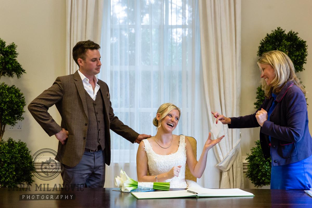 York House Richmond Wedding Photographer