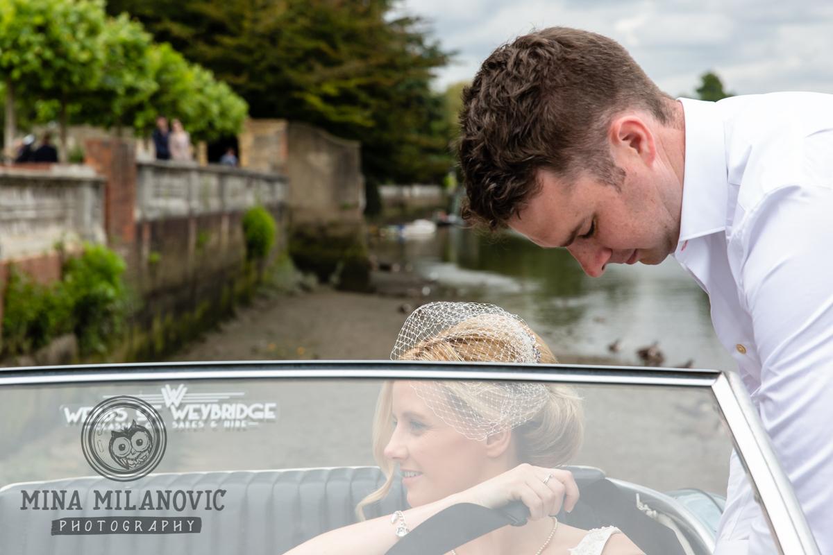 York House Gardens Wedding Photographer Twickenham