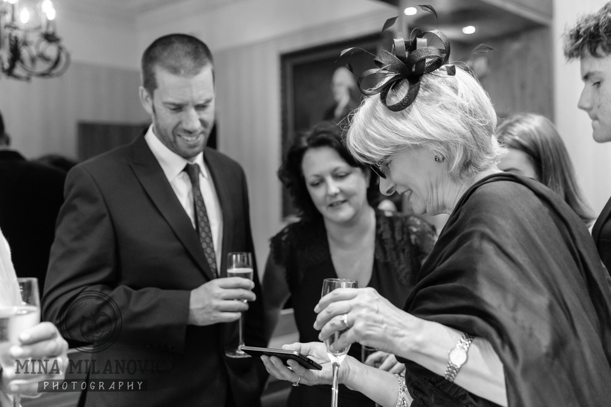 Petersham Hotel Wedding / Surrey Wedding Photographer