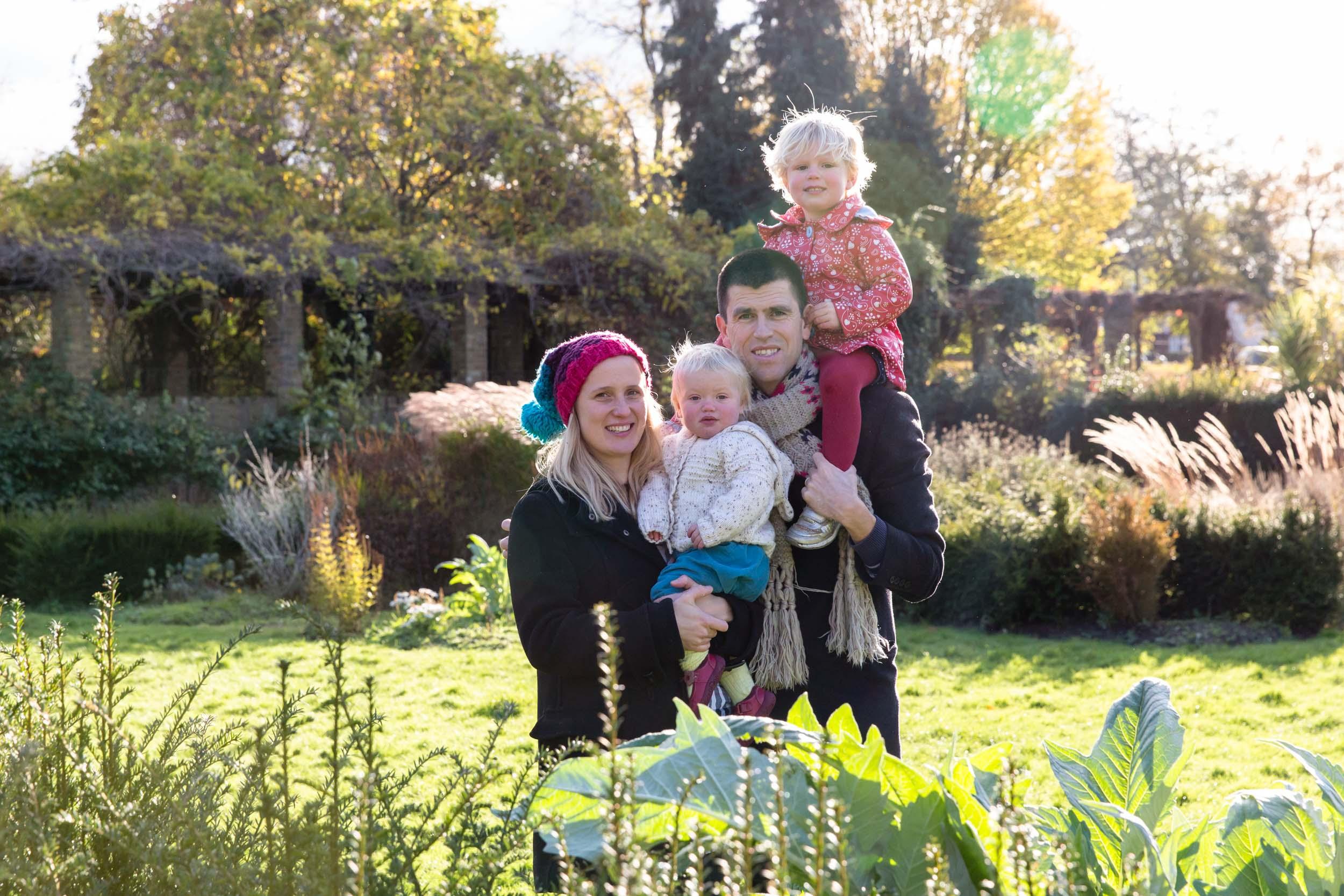 surrey family portrait photographer