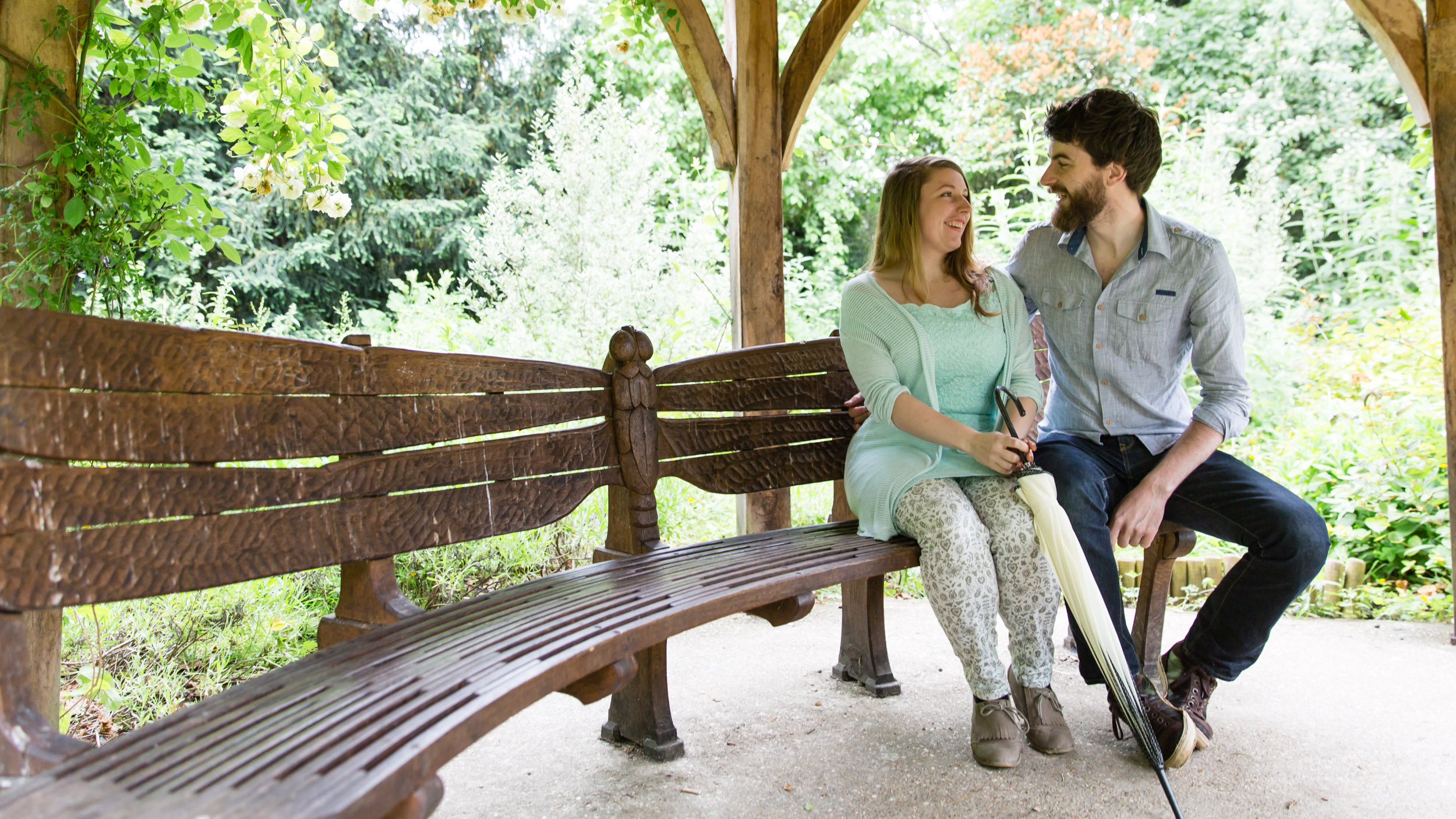 East Dulwich Engagement Photographer
