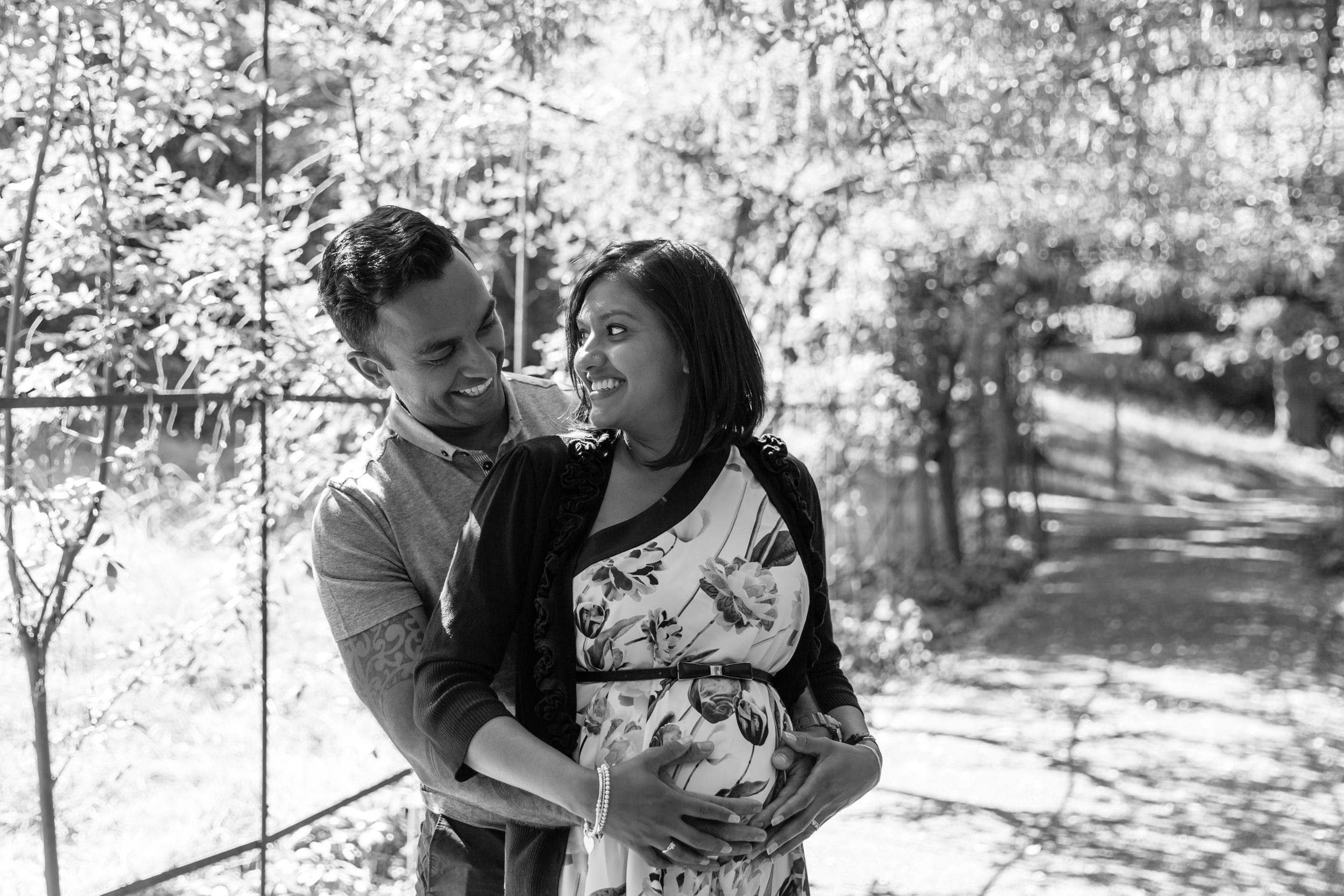 Maternity photographer Richmond