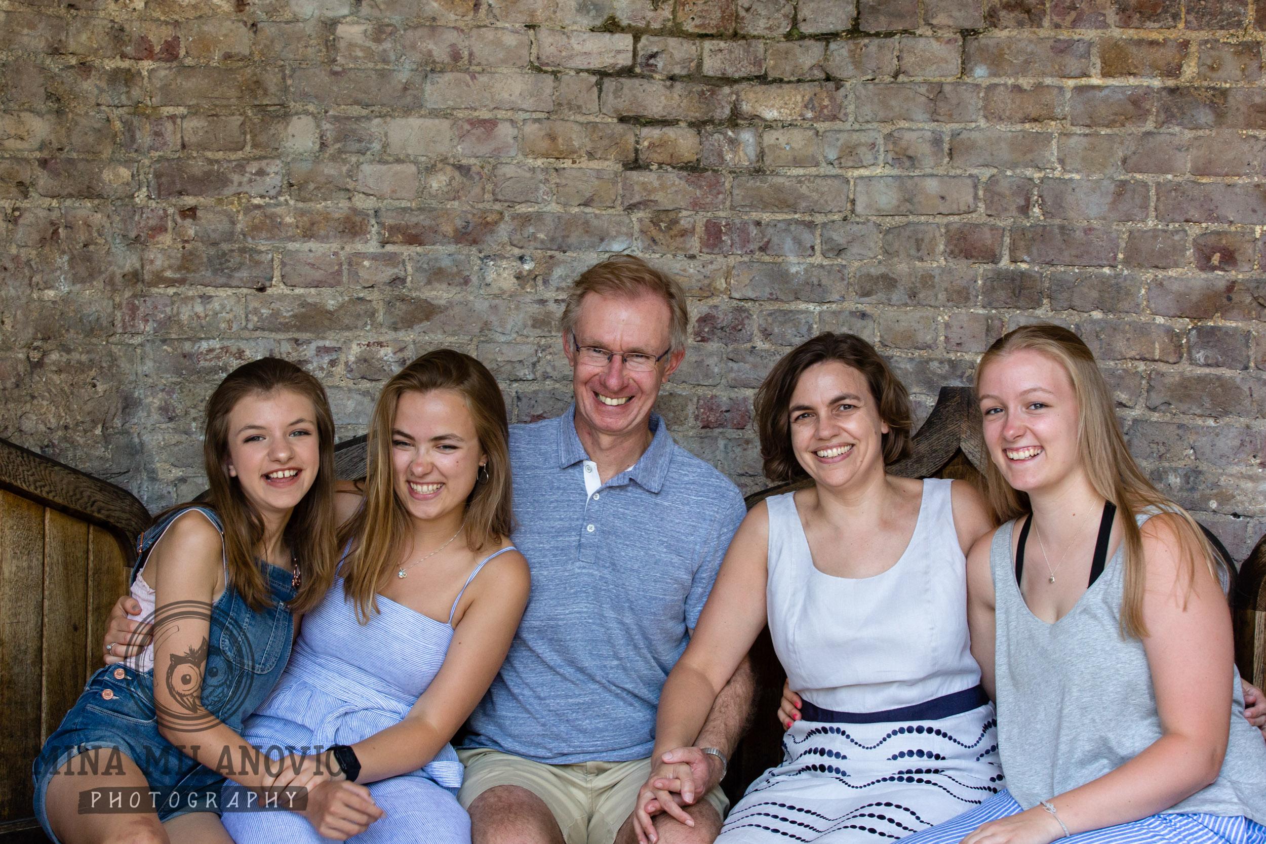 Richmond-upon-Thames Family Photographer