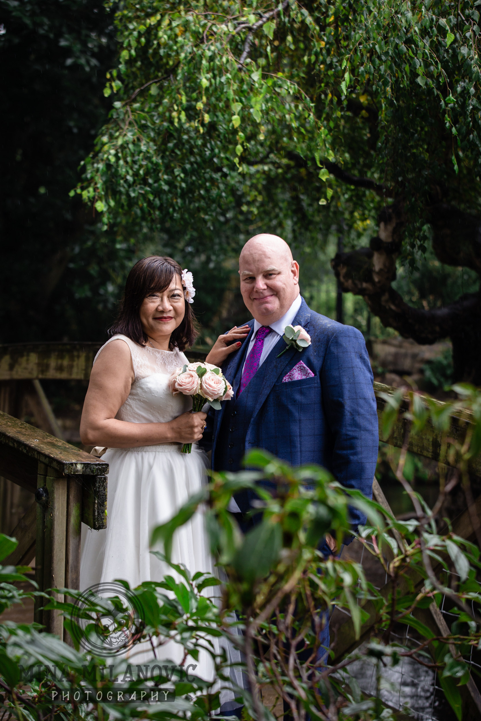 Surrey Wedding Photographer at York House, Twickenham