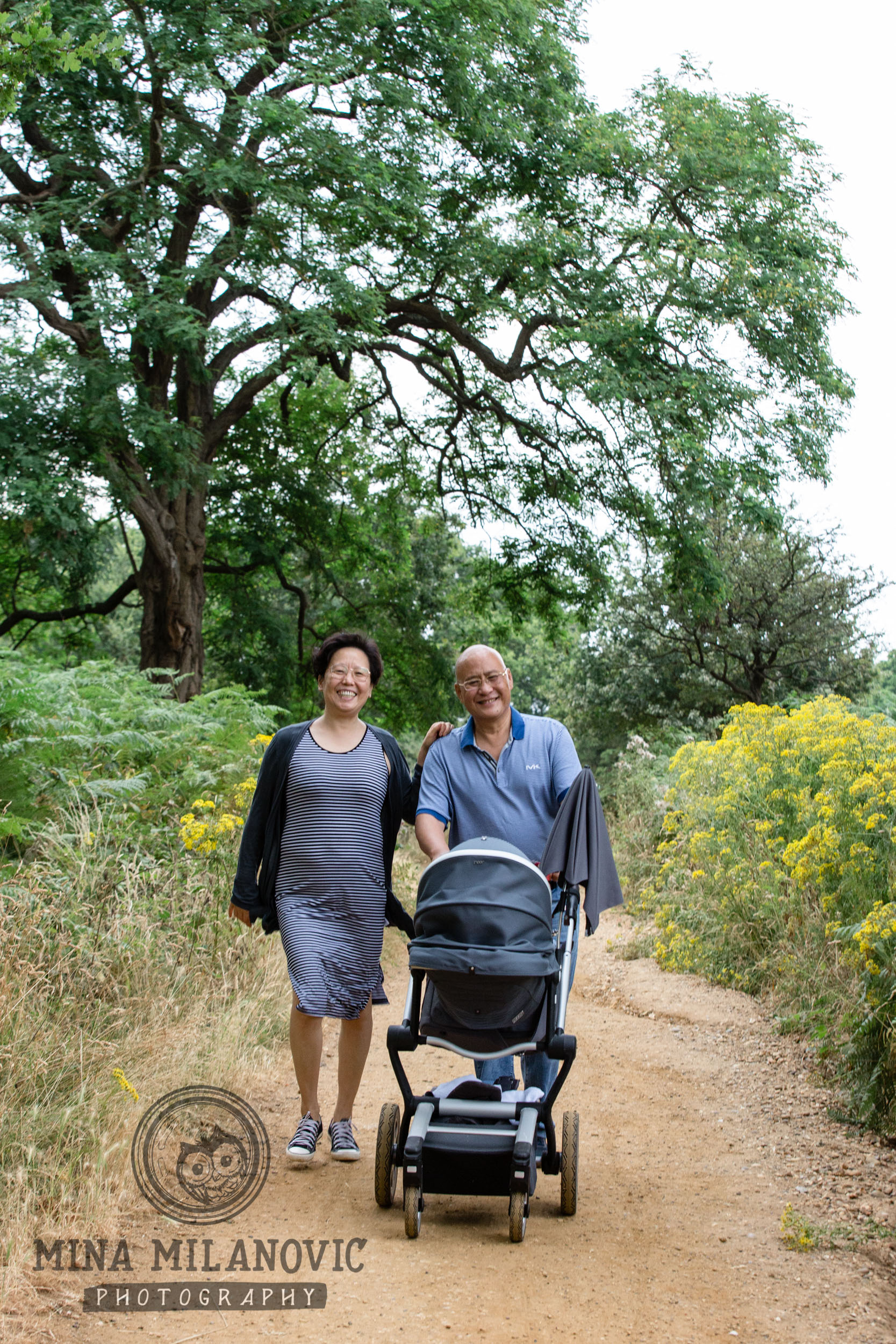 Richmond park Family Photoshoot