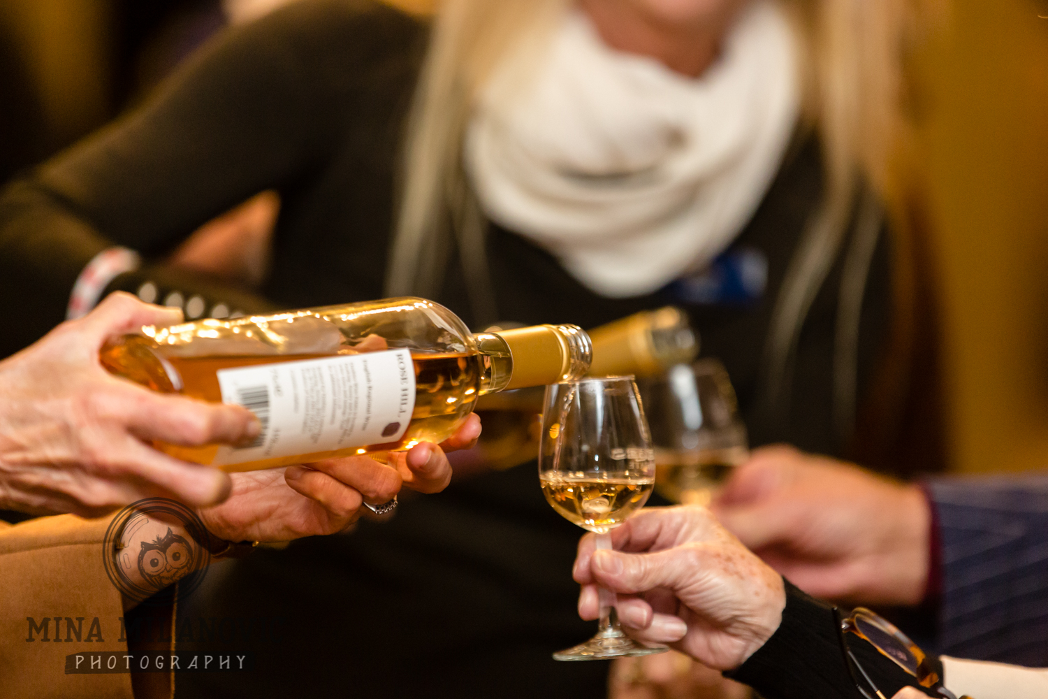 Denbies Wine Tasting Photography