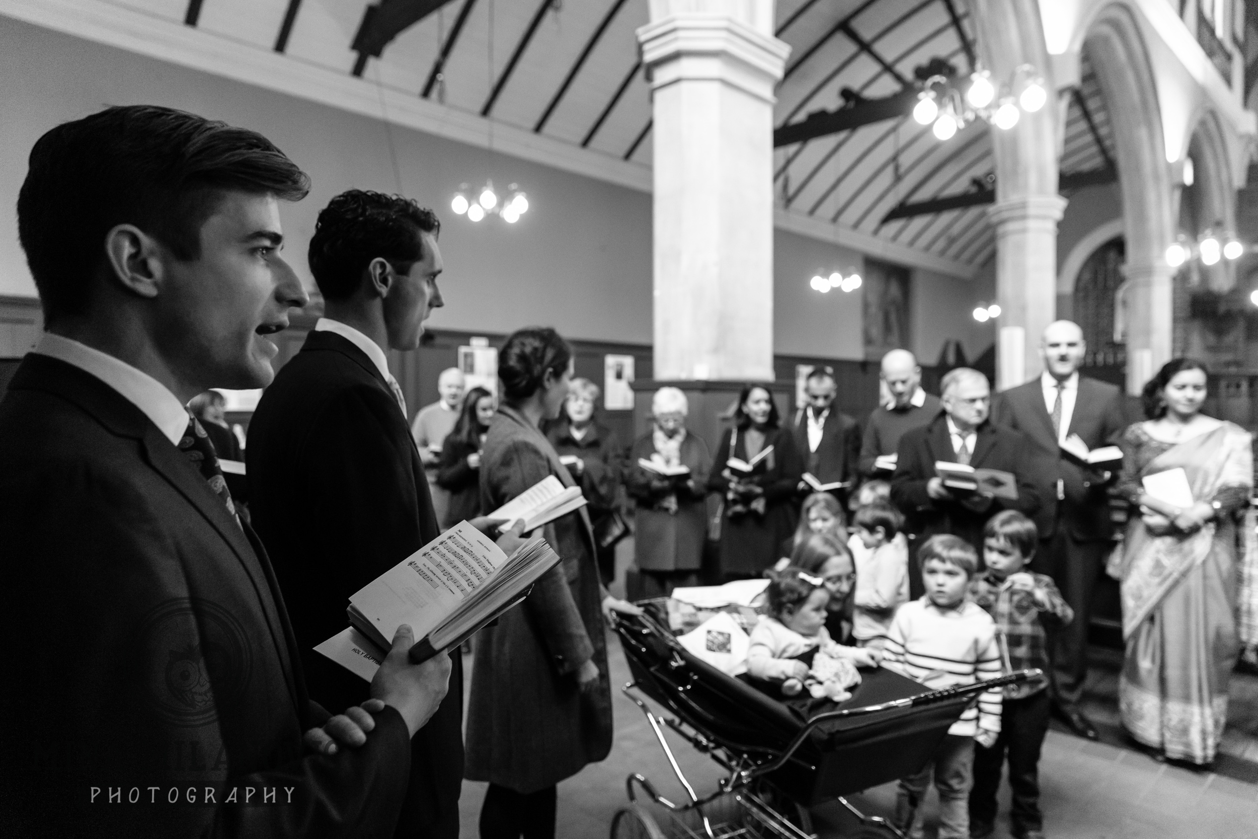 Twickenham Christening Photographer
