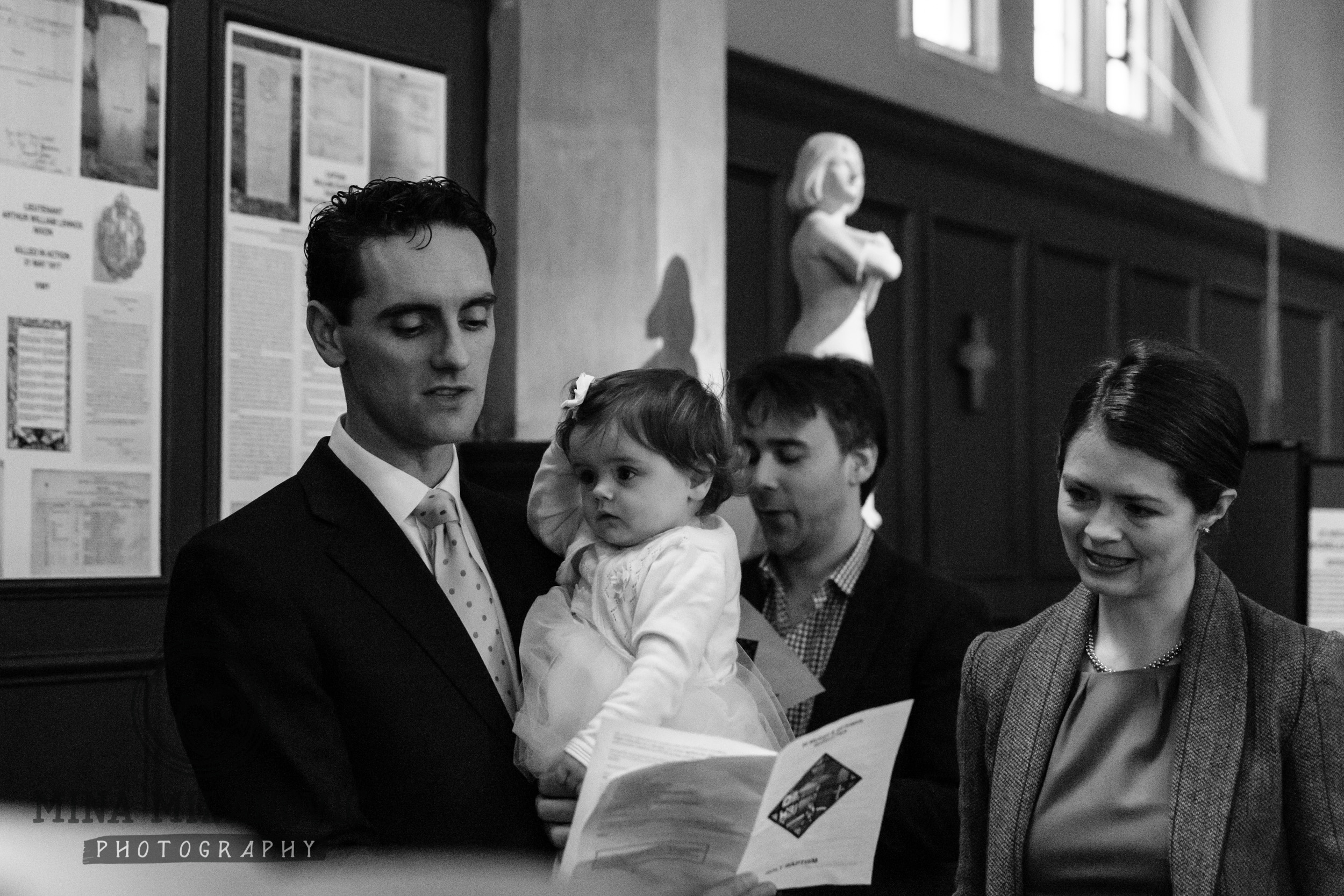 Guildford Christening Photographer
