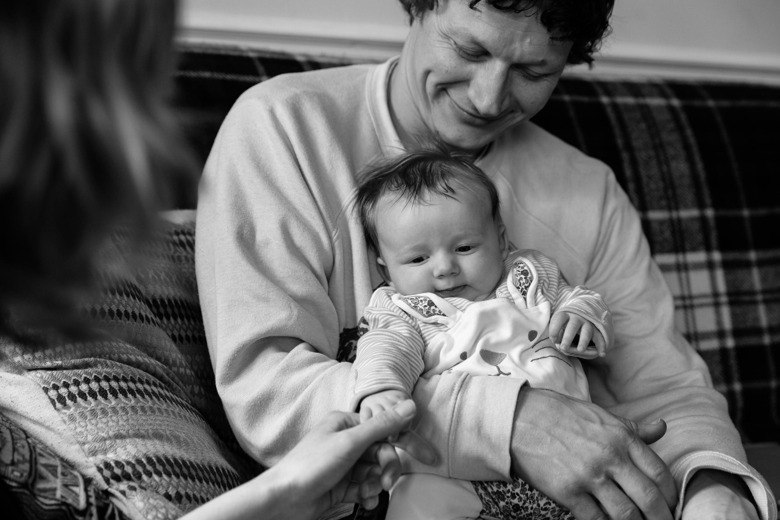 Dulwich Newborn Photographer