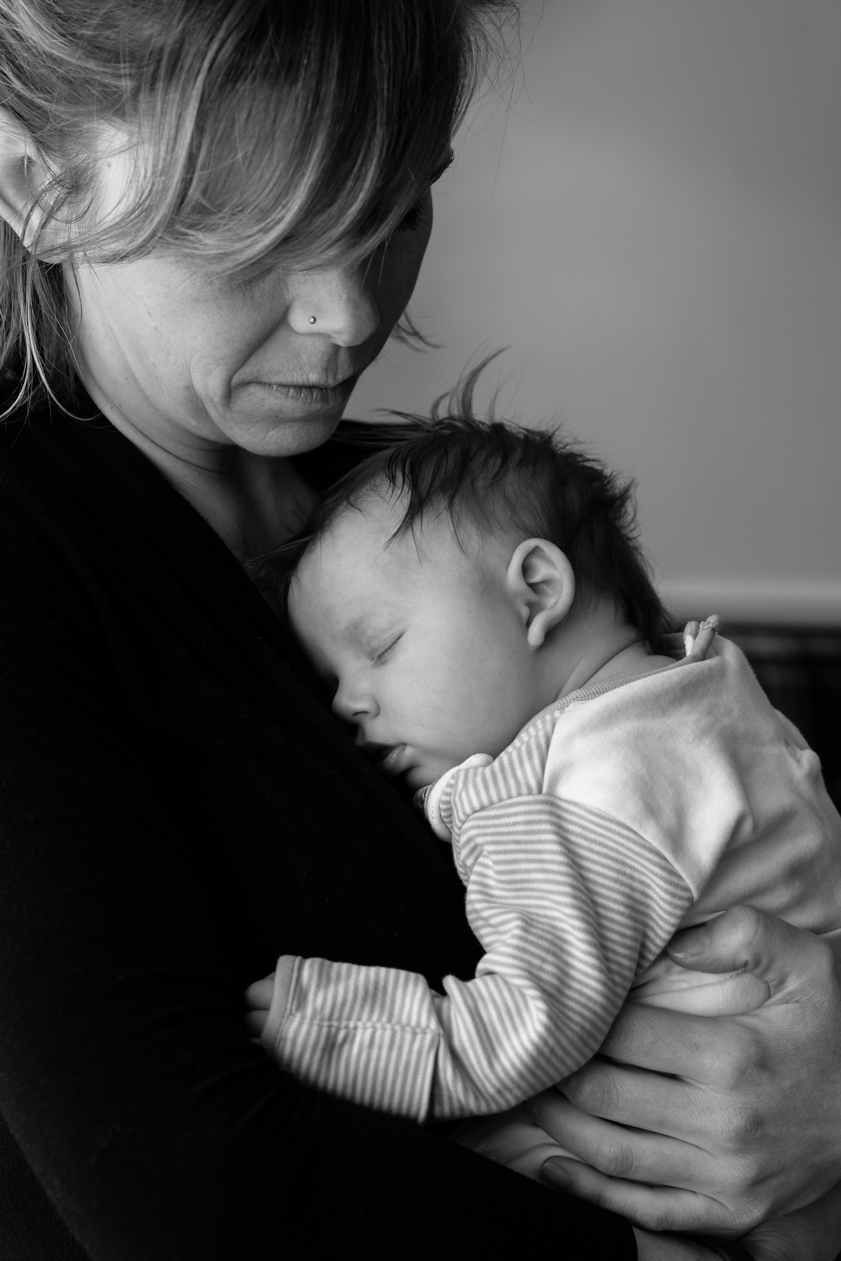 Newborn photography in Dulwich