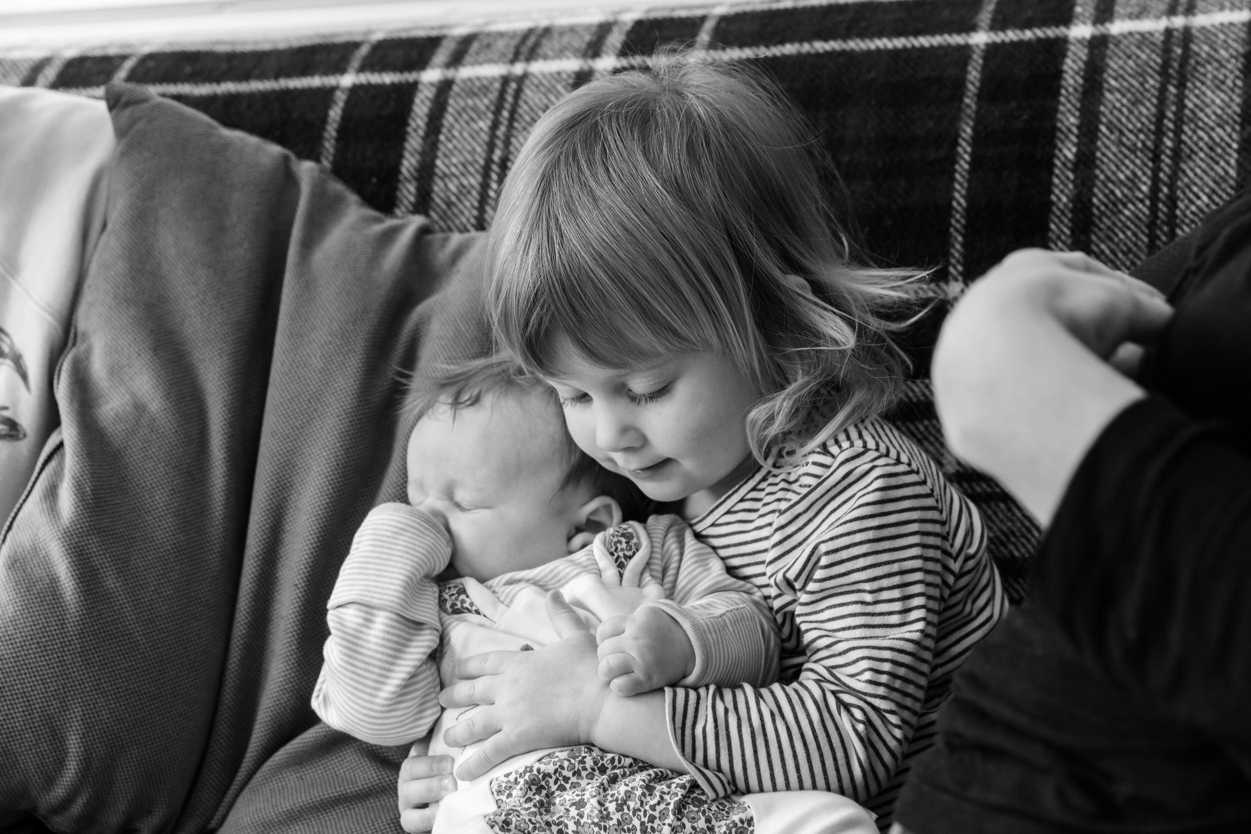 Newborn Photographer in South East London