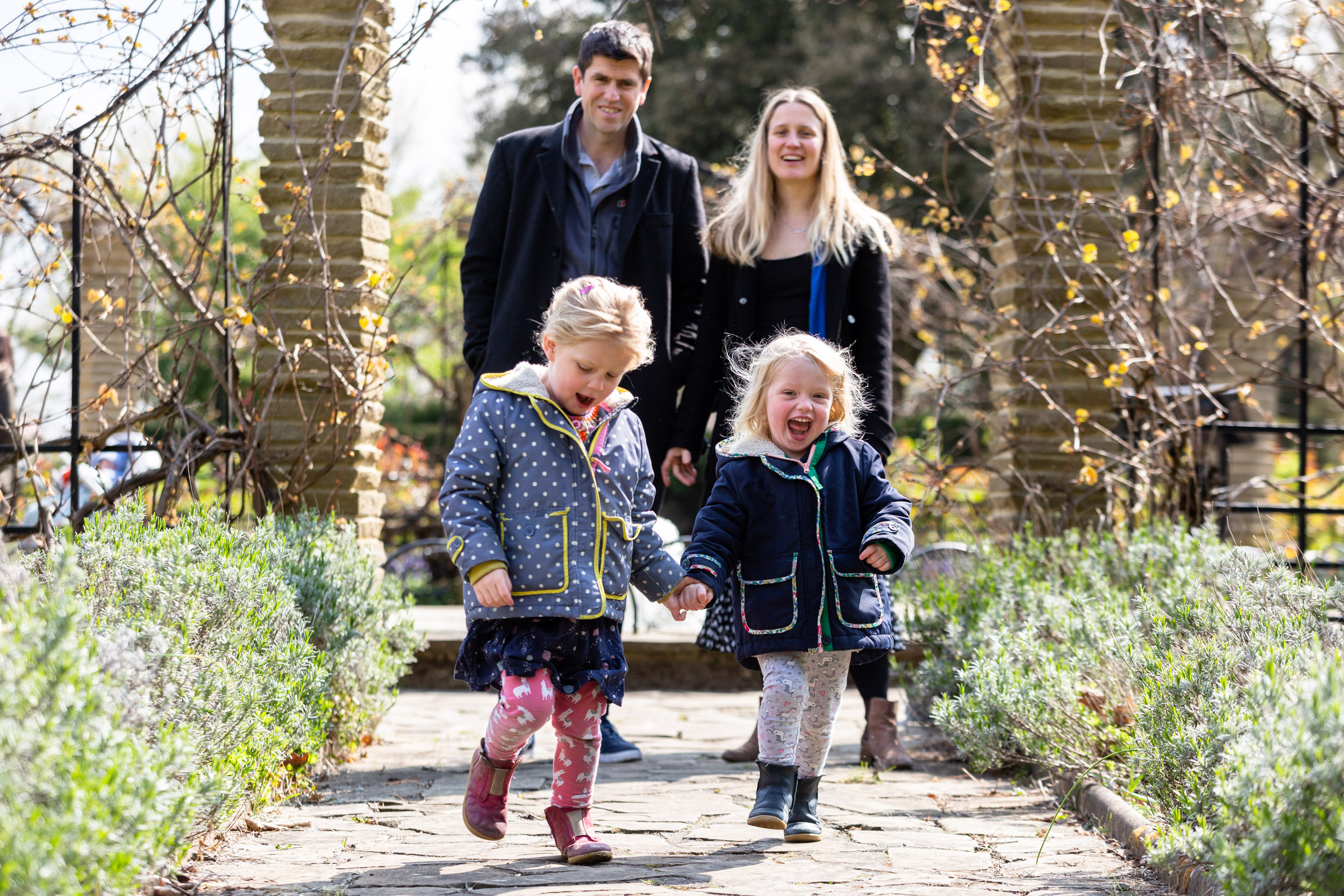 Peckham Rye Park Family Photographer