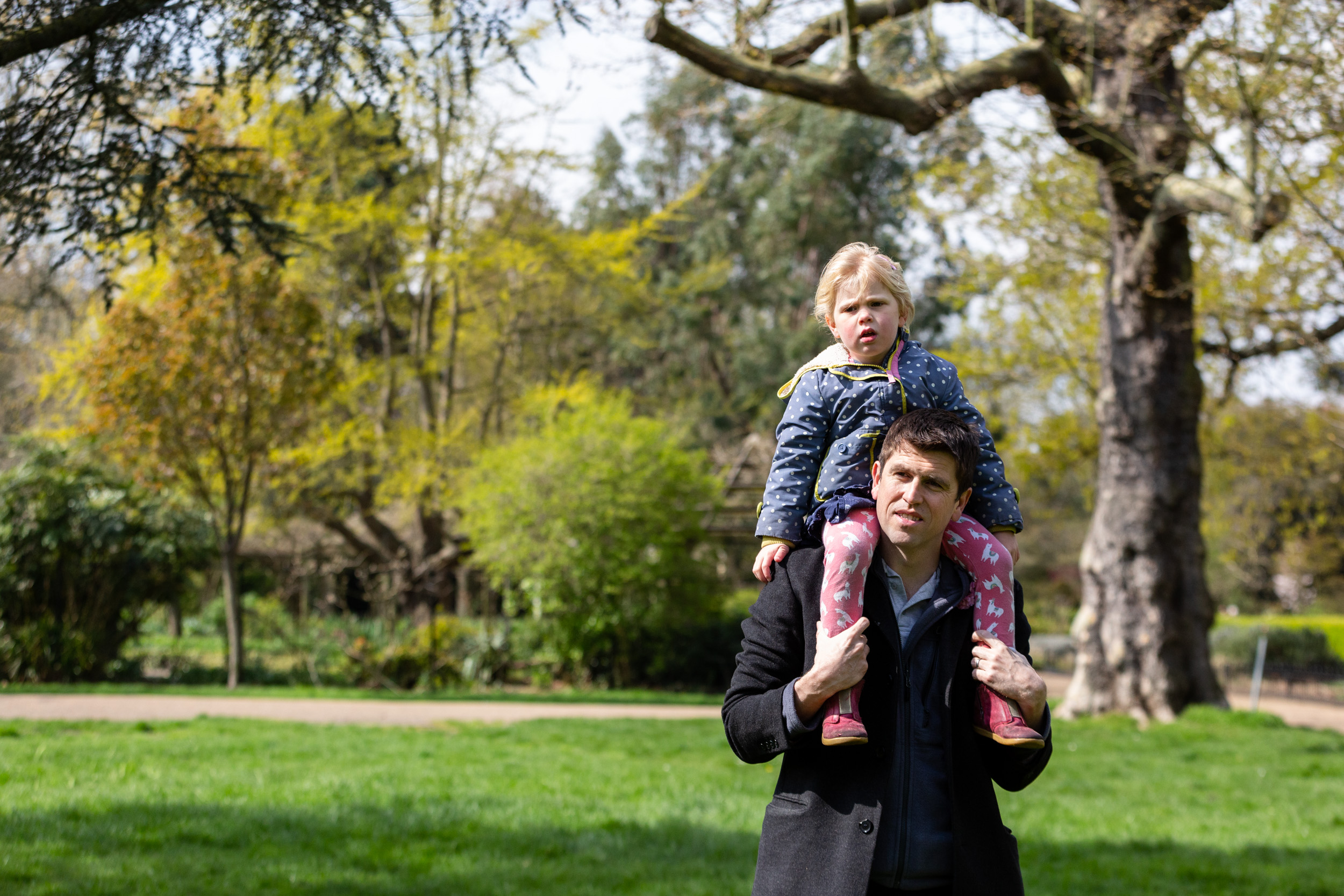 Family portraits in Dulwich