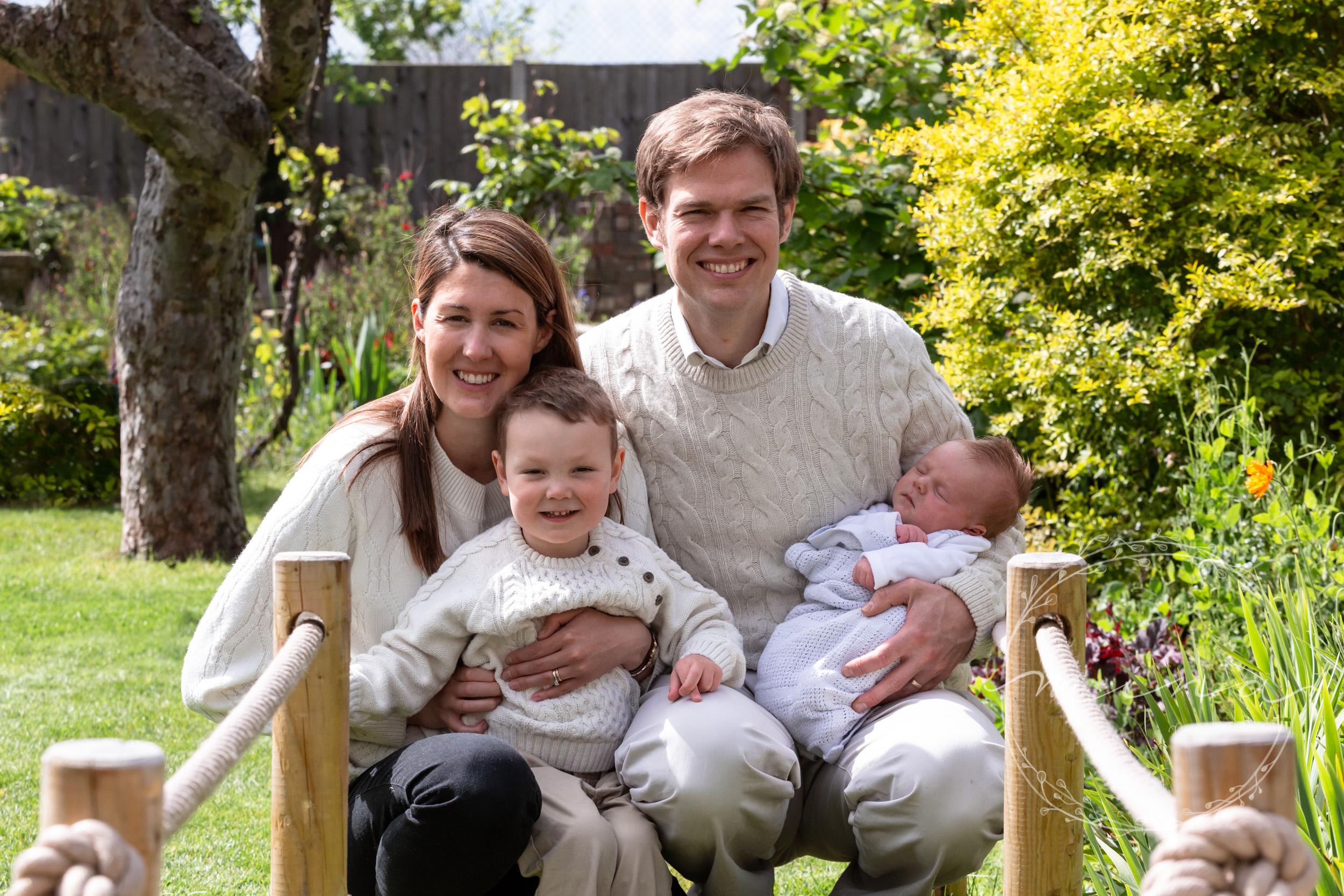 Natural Family Photography Surrey