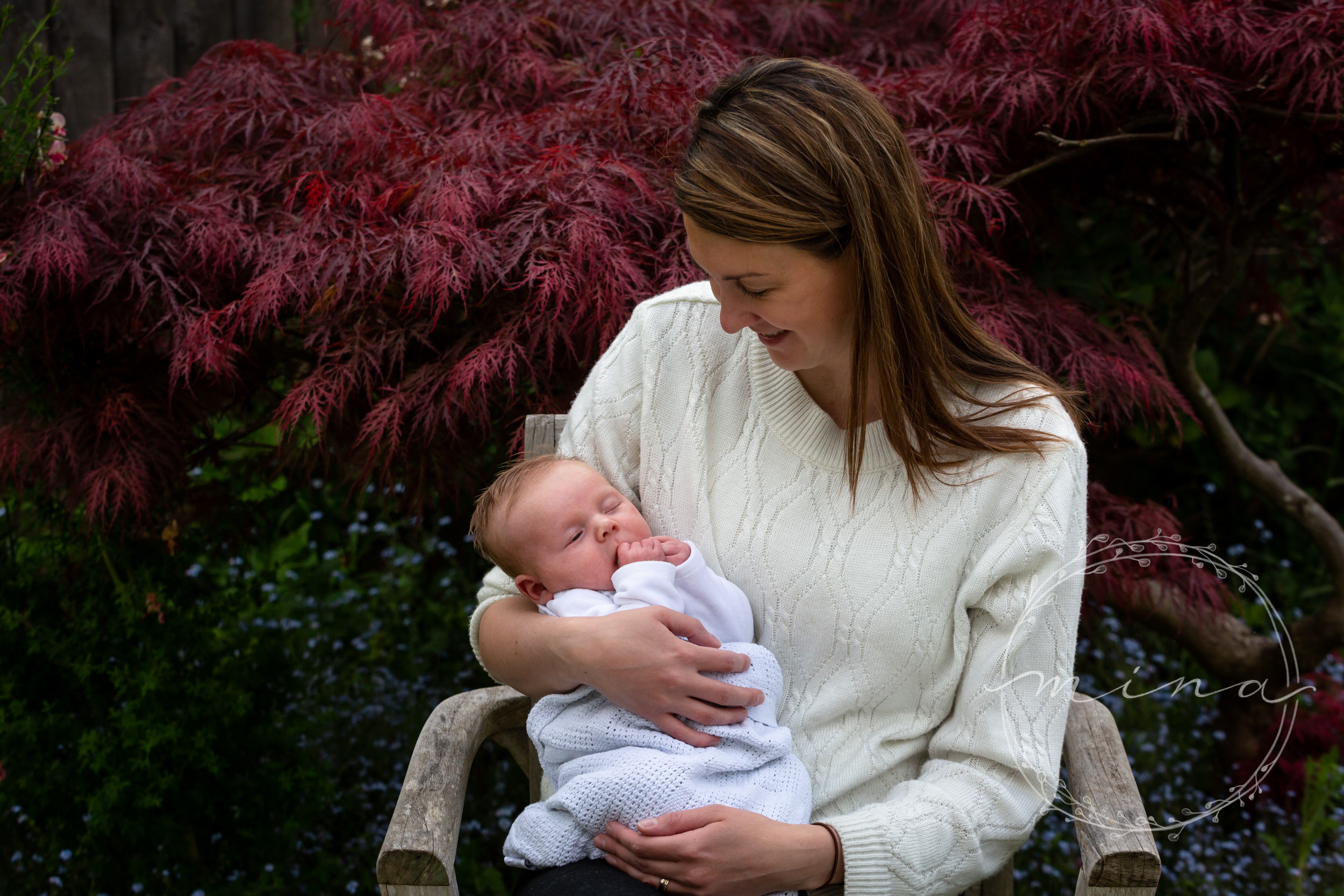 Richmond-upon-Thames Newborn Photographer