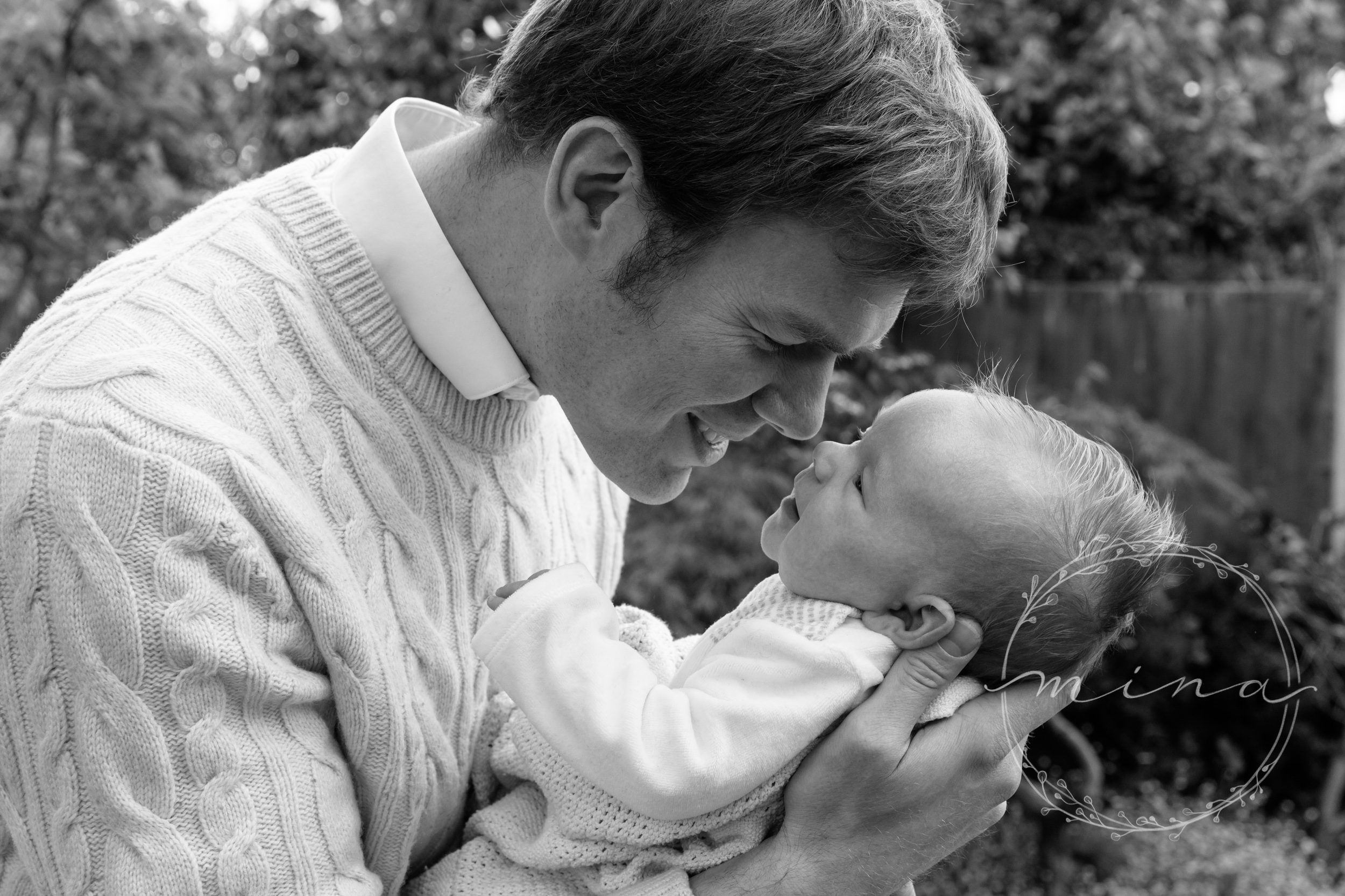 Kew Newborn Photographer