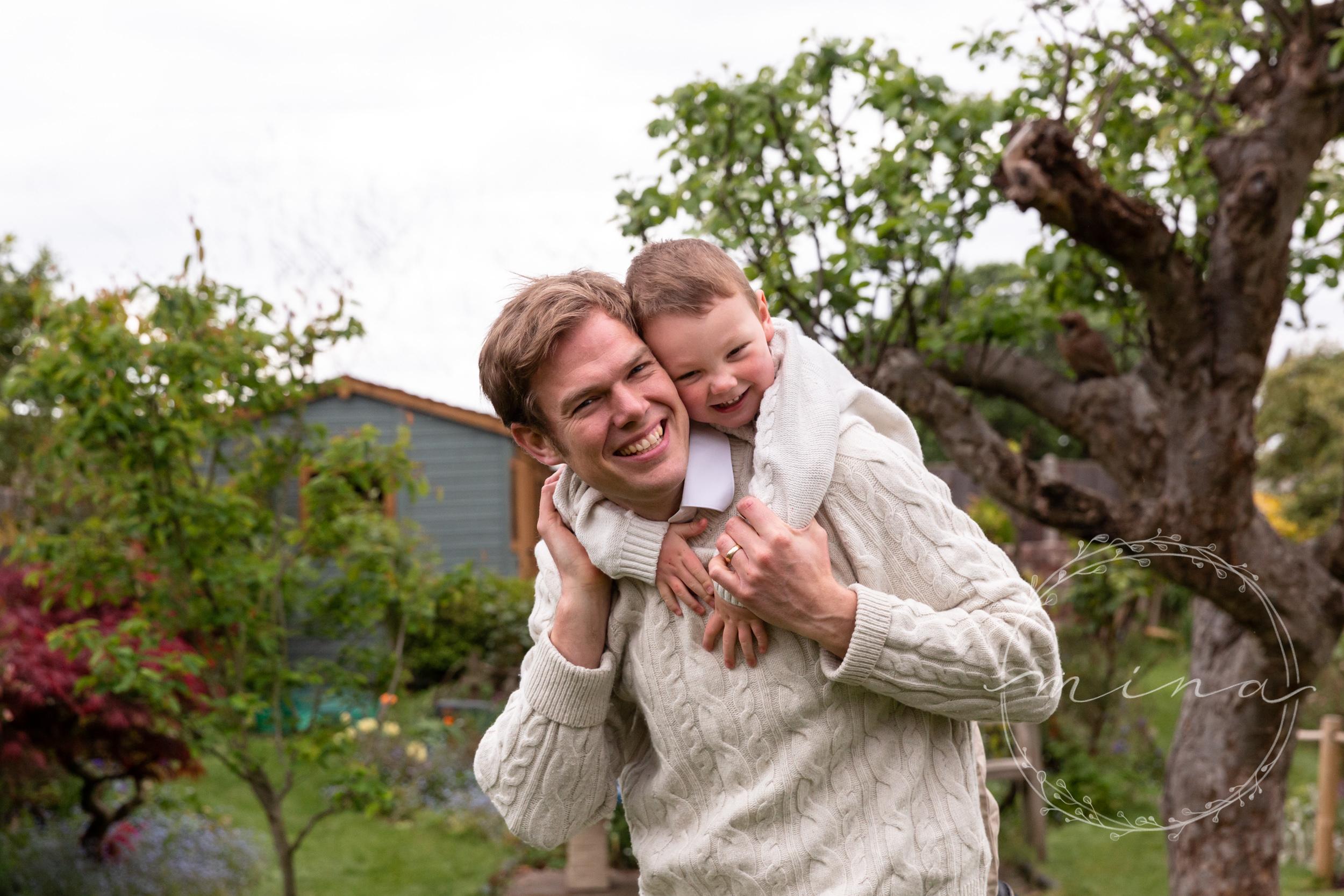 Kew Family Photoshoot