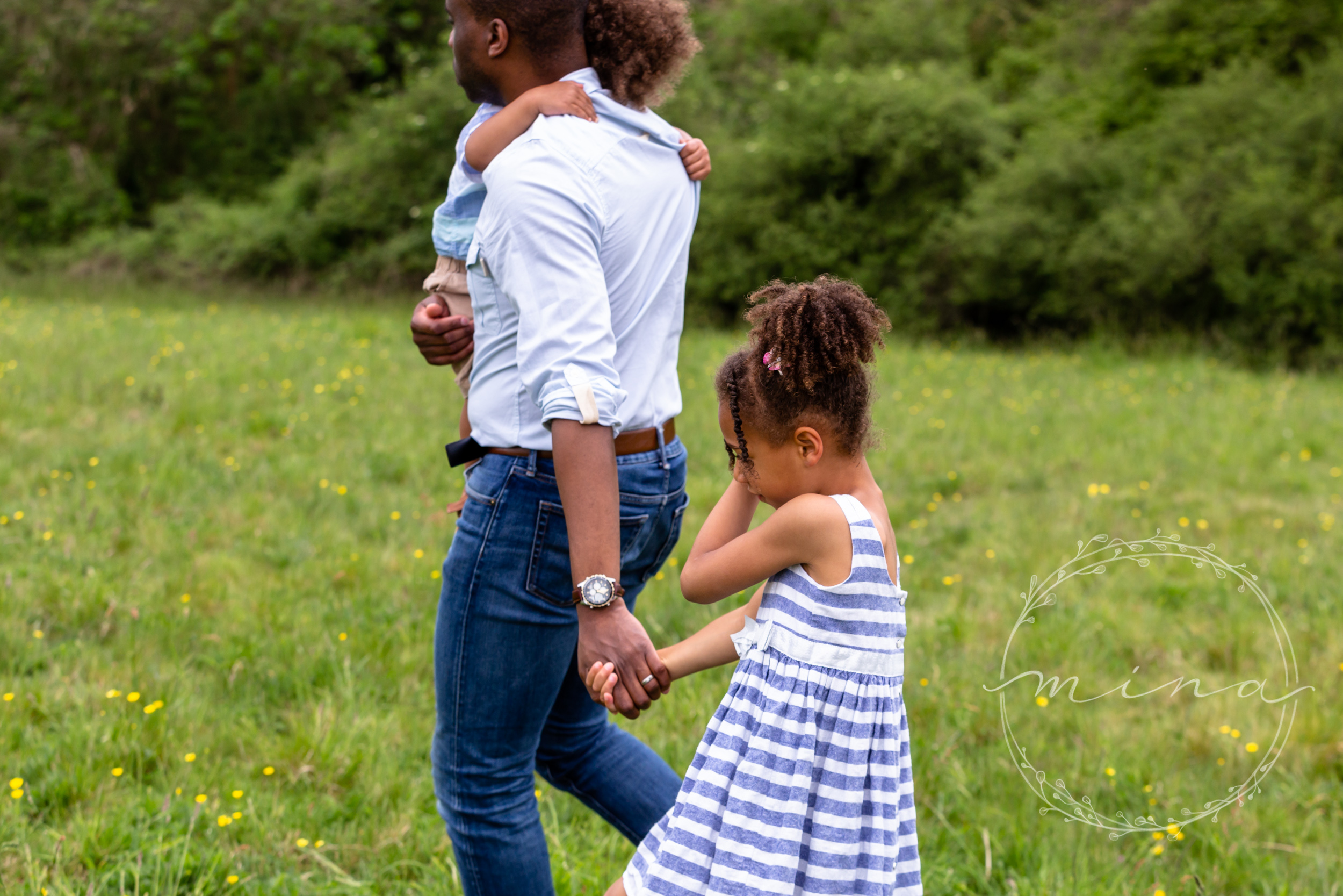 Family photography South West London