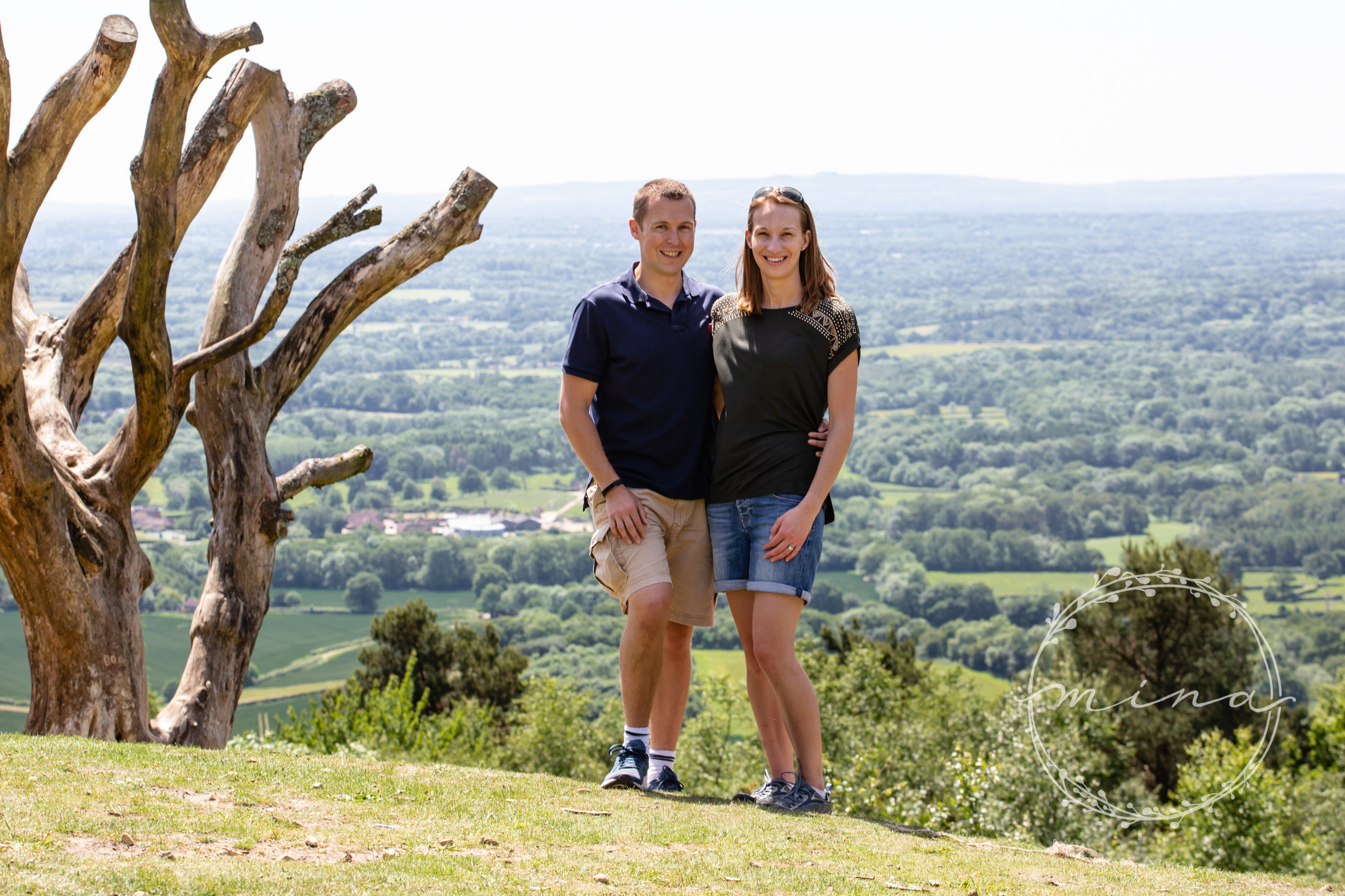 Couples photographer Surrey