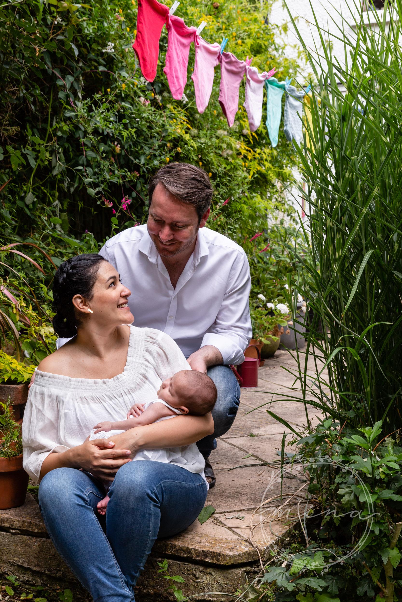 Location Newborn Photography
