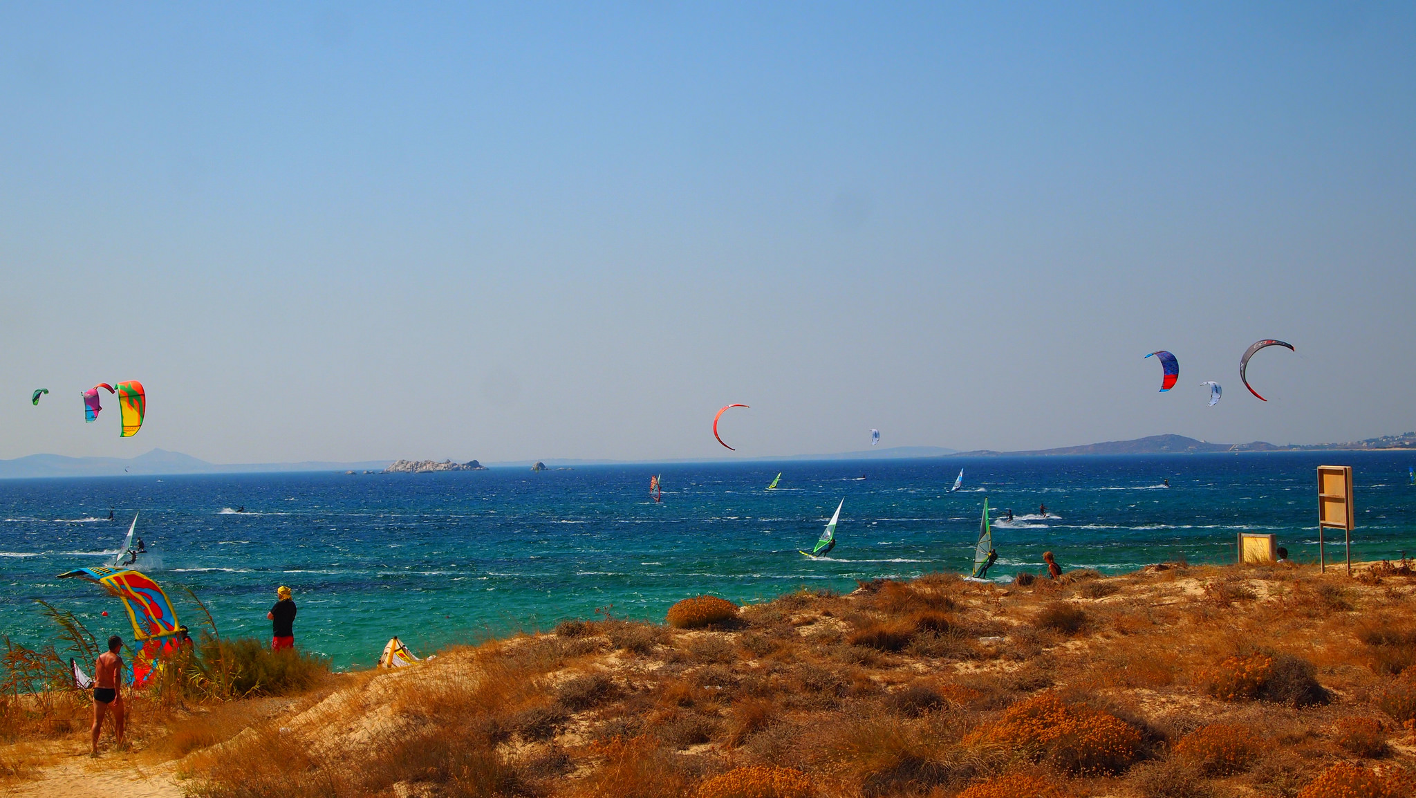 Orkos, Naxos, Greece
