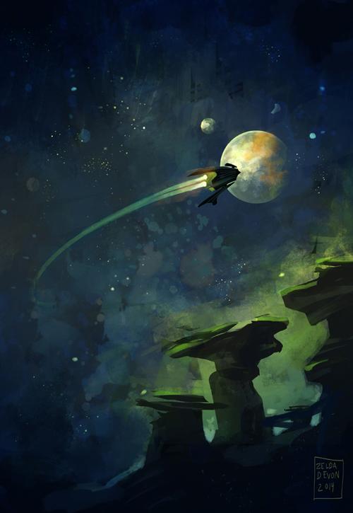 Homeward Starship