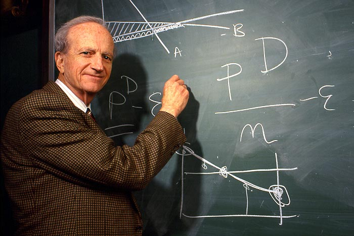 Gary Becker: far more than just an economist.