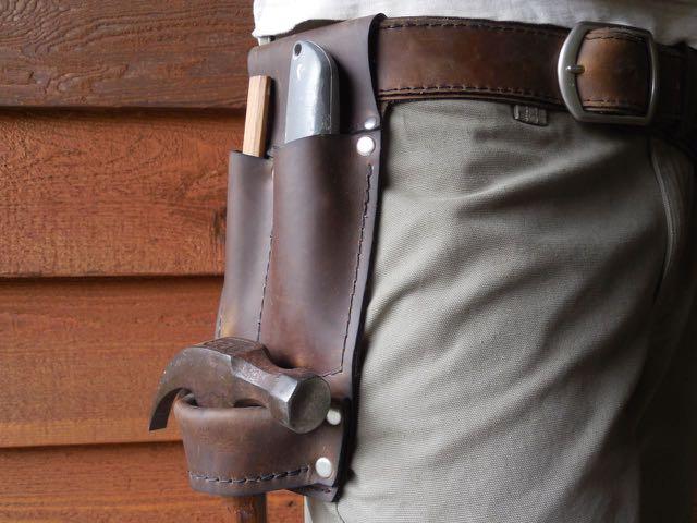 Long Hammer Loop + pockets